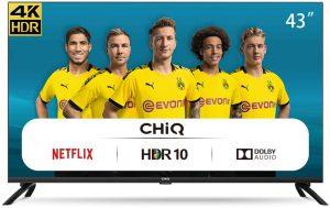 acheter tv 4k