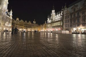 Choses à faire à Bruxelles la nuit